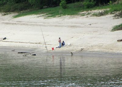 Fishing-from-sandbar